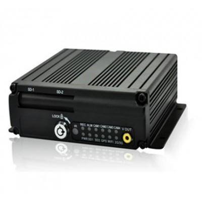 IC-712SD 4 Kanal SD Kart Girişli Mobil Kayıt Cihazı