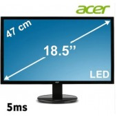 "Acer 18.5"" 5ms HD Led Monitör"