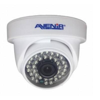 AVENİR AV-DF236 2MP 3.6mm İç Mekan Dome Kamera