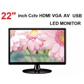 22'' İNC VIP CCTV ARAÇ HD LED MONİTÖR HDMI / VGA/ AV