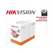 HİKVİSİON CAT6 DS-1LN6U-G 305mt Network Kablo