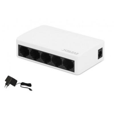 5 Port 10/100Mbps Ethernet Switch