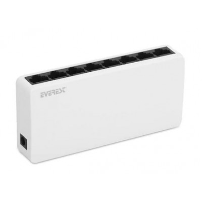 Everest ESW-108 8 Port 10/100Mbps Ethernet Switch