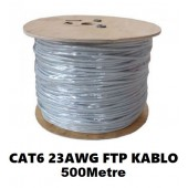 CAT6 FTP  500mhz DATA KABLOSU 500M.