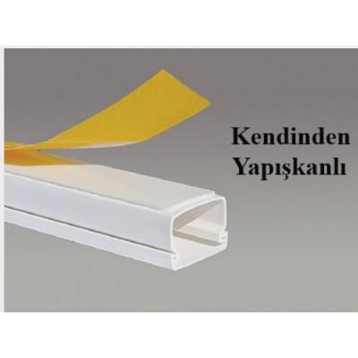 16X16 PLASTİK KABLO KANALI