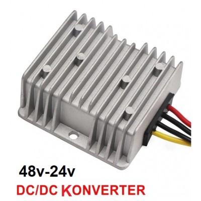 48v  24v Dc Düşürücü Konverter Converter 20A