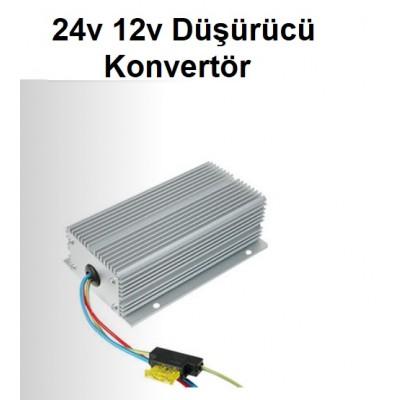24v  12v Dc Düşürücü Konverter Converter