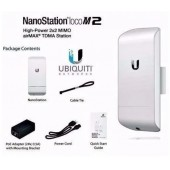 UBNT Ubiquiti NanoStation Loco M2 2km Dış Mekan  Access Point