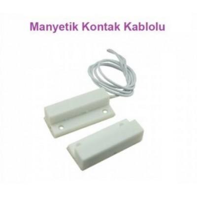 Manyetik Kontak ( Kablolu ) 50 ADET