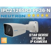 NEUTRON IPC2126SR3-PF36-N IP GÜVENLİK KAMERASI 2MP BULLET