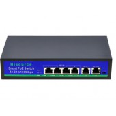 S142PL 4 + 2 PORT POE SWITCH