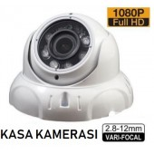 3 MP Ahd Varifocal Dome Kamera Kasa Kamerası