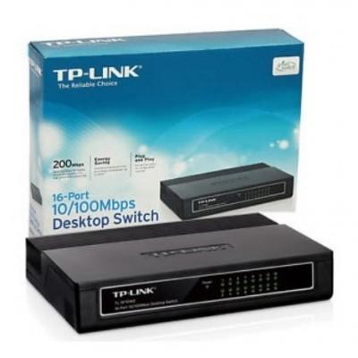 TP-LINK TL-SF1016D 16 PORT 10/100 SWITCH