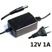 12 VOLT 1 AMPER SWITCH MODE ADAPTÖR