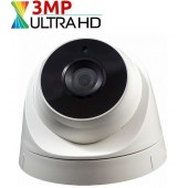 3MP 4 ATOM LED AHD DOME KAMERA FULLHD