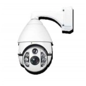 2 Mp 1080p 18X Optik Zoom IP Speed Dome Kamera