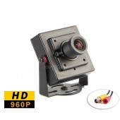 1.3 MP 960P Mini Ahd Pinhole Gizli Kamera