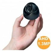 1.3 MP AHD İÇMEKAN MİNİ OTO - ARAÇ DOME KAMERA, 2,8mm
