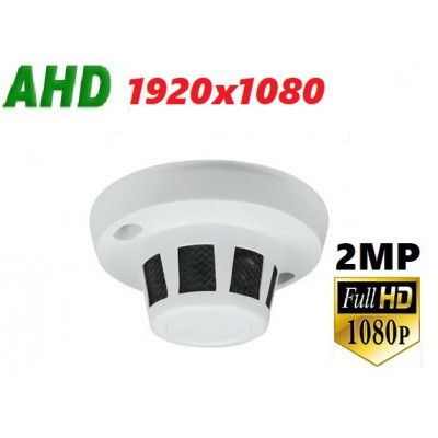 Duman Dedektör Kamera 2 MP 1080P FULL HD