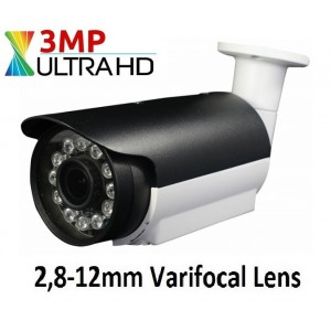 3 MP FullHD 10 Array Led Plaka Okuma Kamerası