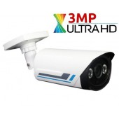 2 ARRAY LED 3MP ULTRAHD AHD KAMERA