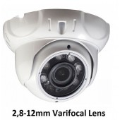 3 MP Varifocal Lens Ahd Dome Kamera