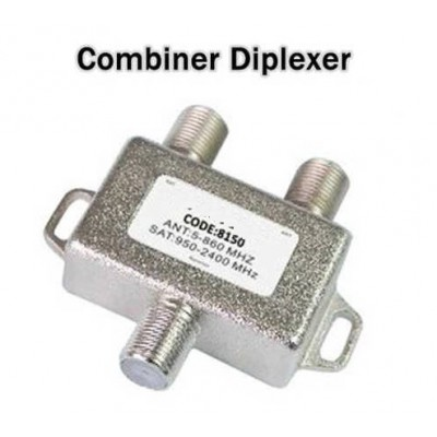 Combiner 5-2500 MHz, Kombiner Tv Ayırıcı Diplexer