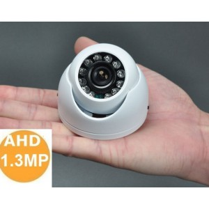 1.3 MP AHD METAL KASA MİNİ OTO ARAÇ DOME KAMERA