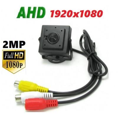2MP FullHD Mini Ahd Pinhole Gizli Kamera Sesli