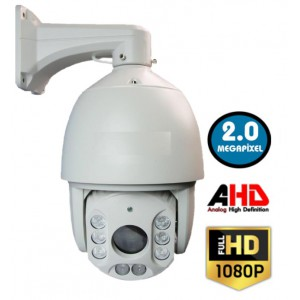 2mp AHD Speed Dome Kamera 1080p 36x Zoom