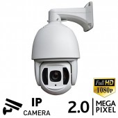 2 Mp 30X Optik Zoom IP Speed Dome Kamera