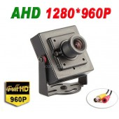 1.3 MP 960P MİNİ AHD PİNHOLE GİZLİ KAMERA
