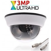 3MP ULTRA HD 1080P AYARLANABİLİR LENS DOME KAMERA