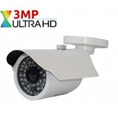 3 Mp UltraHD 48 Led AHD Güvenlik Kamerası 3,6mm