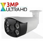 3MP ULTRAHD 4 ARRAY LED AHD KAMERA