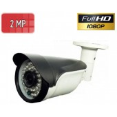 2.0 MP FULLHD 1080P 48 LED IP KAMERA,3,6 MM SONY LENS