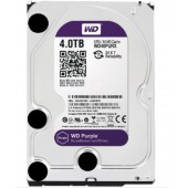4 TB WD PURPLE SATA3 HDD 64MB 7x24 HARDDİSK