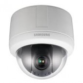 SAMSUNG SNP-3120P CCD 600TVL ICR 12x Op. Zoom Dahili IP Speed Dome Kamera