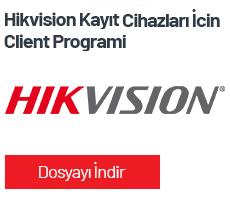 icom guvenlik Hikvision